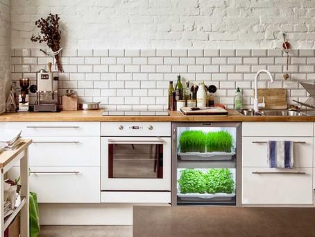 Willkommen in der Küche der Zukunft