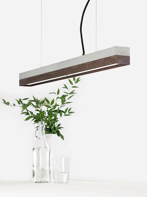 GANTlights [C2] CORTEN STEEL Pendant Light
