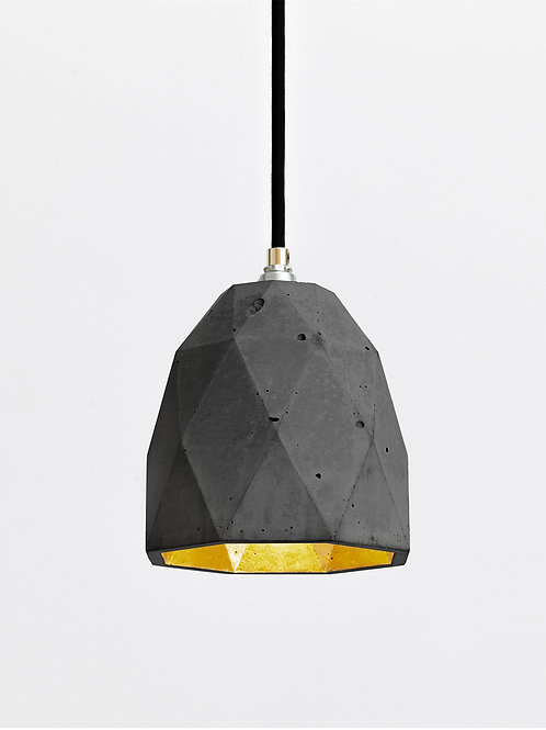GANTlights [T1] Pendant Light Triangular - dark