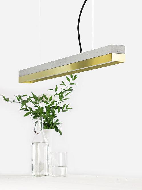 GANTlights [C2] BRASS Pendant Light