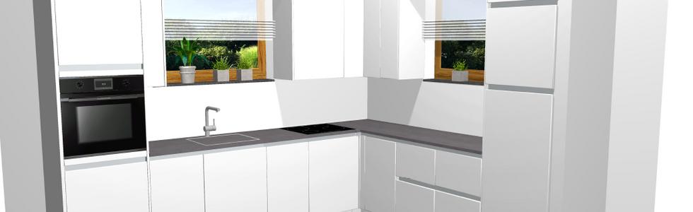 Artego Küche - L-Form