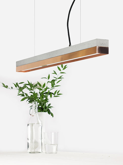 GANTlights [C2] COPPER Pendant Light