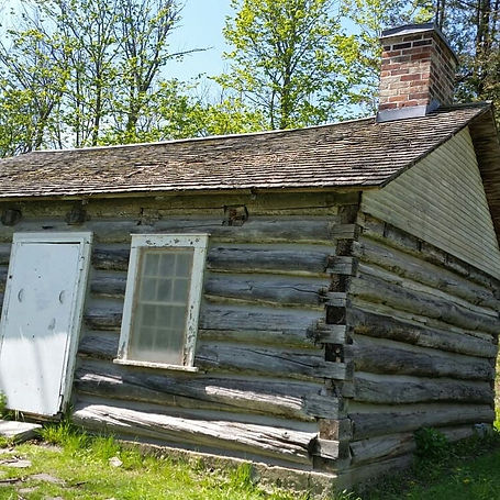 The Dollop Homestead Cabin