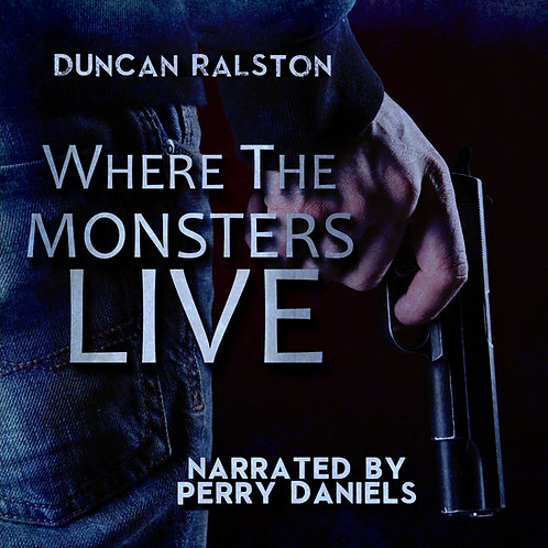 Where the Monsters Live - Audiobook