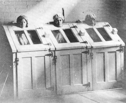 Steam Cabinets, 1930s