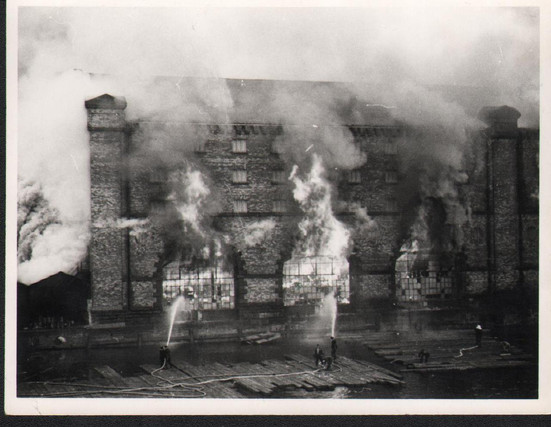 East Wing Fire of 1911