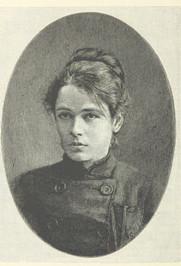 Chief Nurse Alice Welch, 1800s