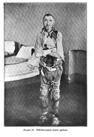 A Patient, 1910s