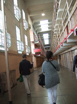 Image from park guest camera, Cell block B
