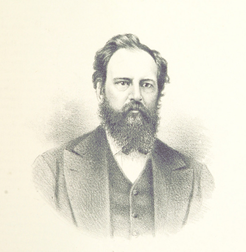Head Psychiatrist Dr. Emmett Wallen, 1882
