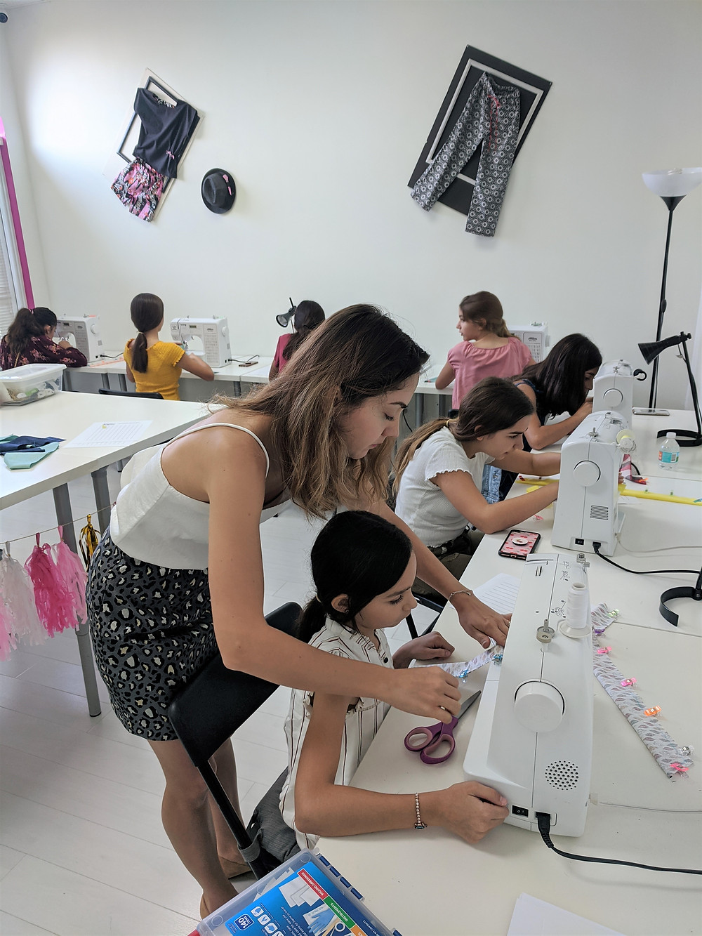 Sewing Classes for Kids Boca Raton