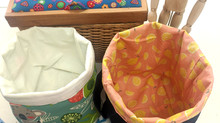 How to Sew a Basket: Easy Home Project