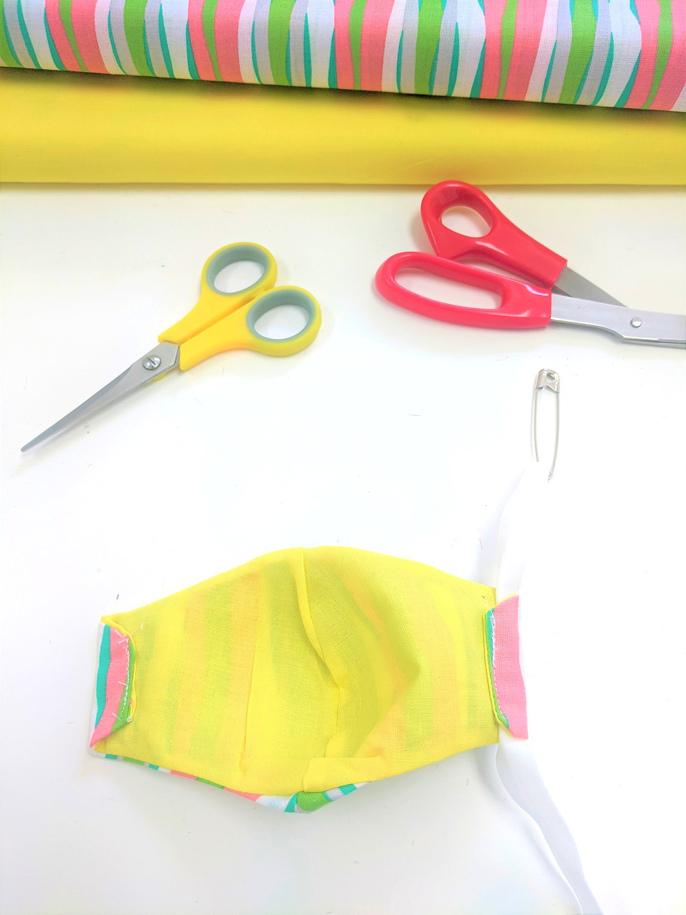Sewing a Casing