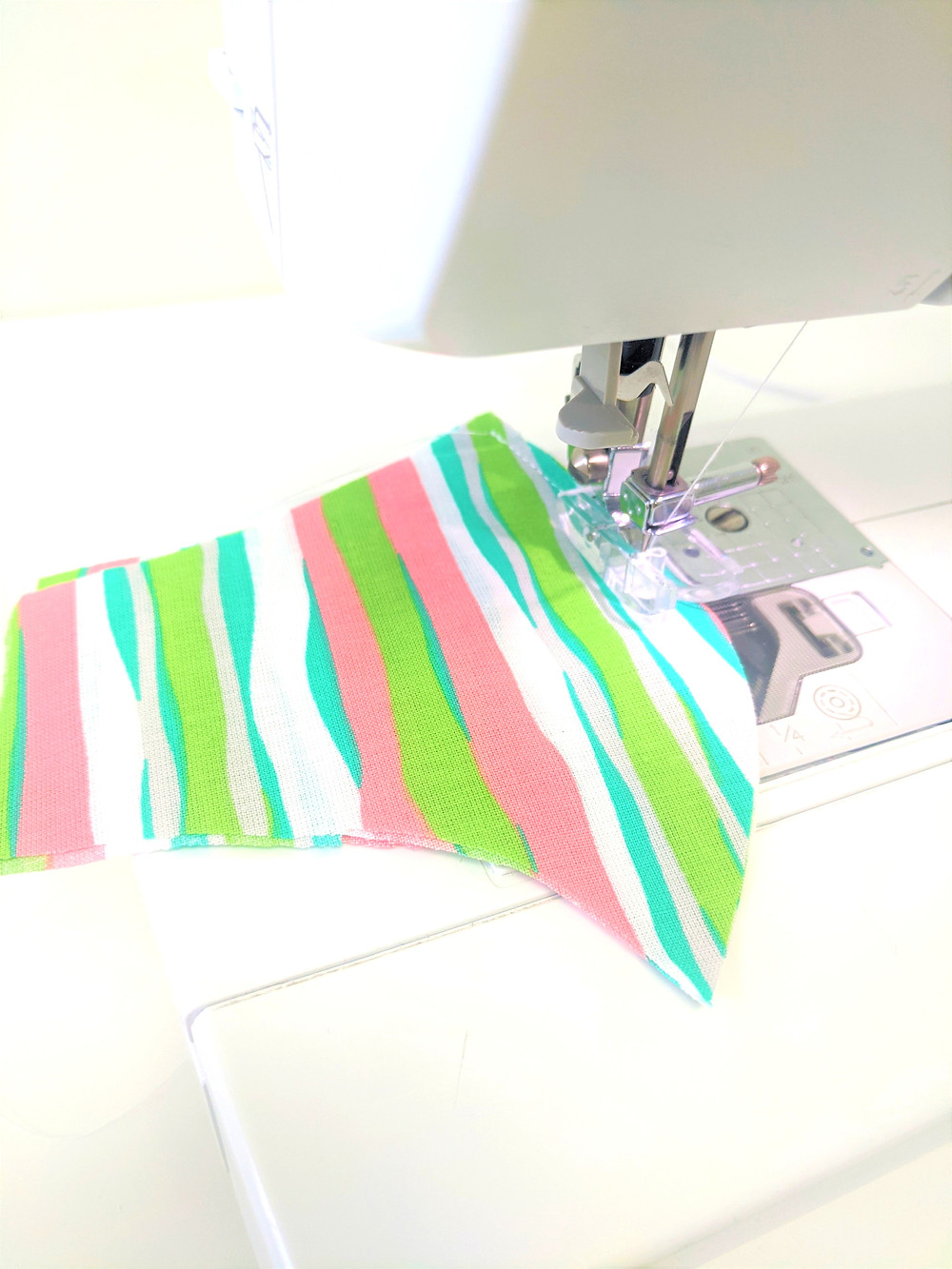 Sewing with a Basic Stitch