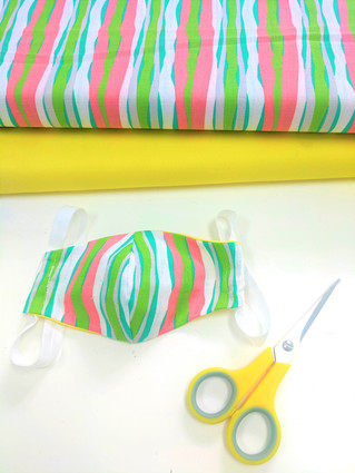 How to Sew a Cloth Face Mask: Easy Home Project