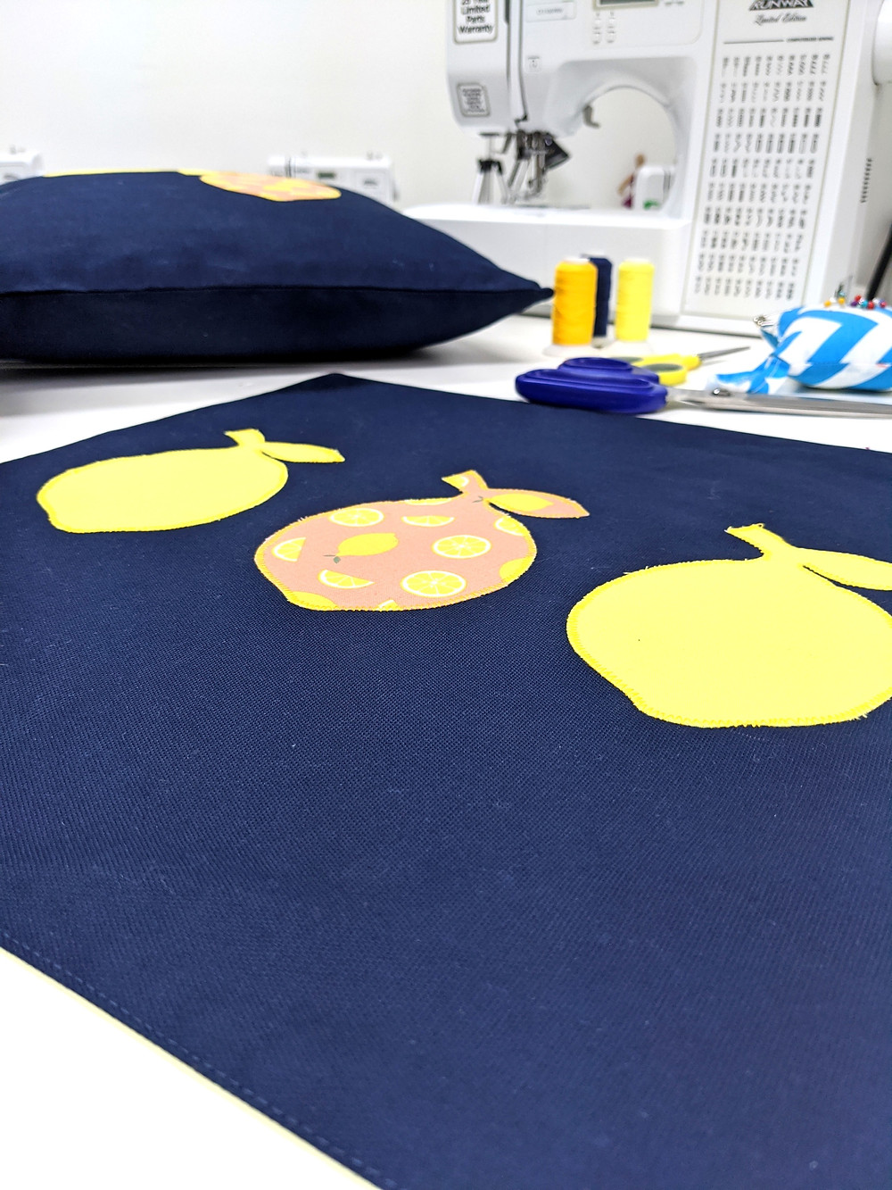 How to Sew a Place Mat