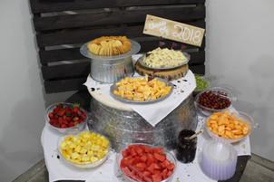 Food Party Display