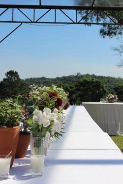 mesa flores