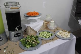 Food & Drink Party Display