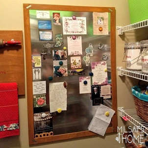 In-home Family Command Center
