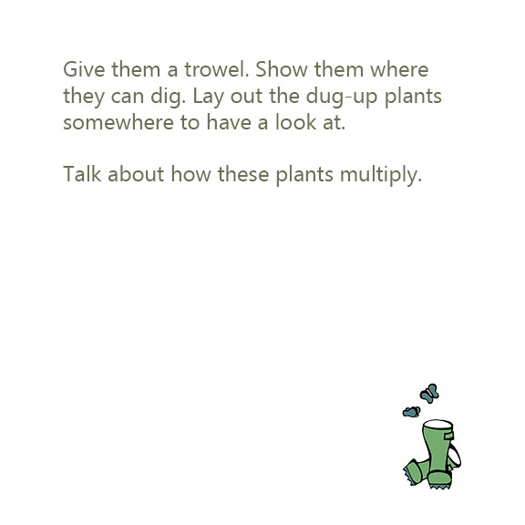 How does your garden grow instructions.j