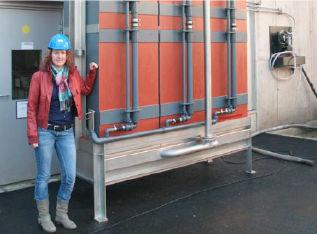 EIS presenta el sistema MBR de reciclaje de agua post-proceso