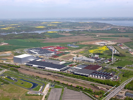 Major Beer Company's First Total Water Recycling Plant Halves Water Usage at Its Brewery in Denmark