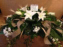 Coussin funéraire
