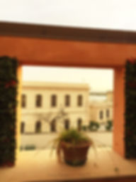 Hotel Mediterraneo Siracusa Lounge and Breakfast Room
