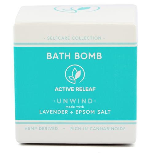 Active Releaf - CBD Bath Bomb