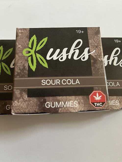 Kush's Gummies - 200mg - Sour Cola