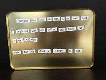 181111_Connie_magnetic poetry.JPG