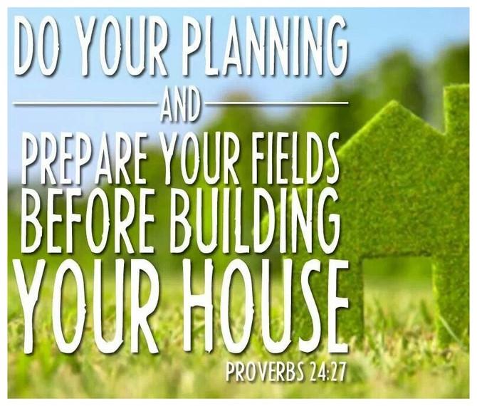 Proverbs 24:27