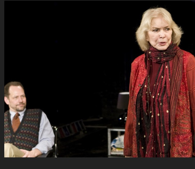 """Atmosphere of Memory"" with the great Ellen Burstyn"