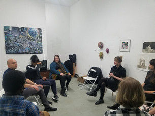 Artists-in-Fellowship