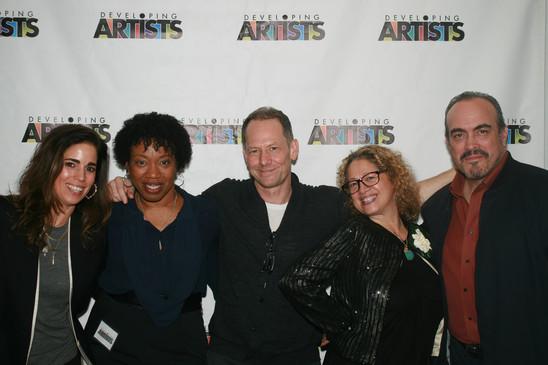 Developing Artists gala