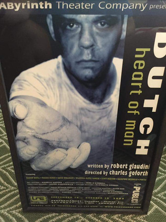 """Dutch Heart of Man"" at The Public Theater"