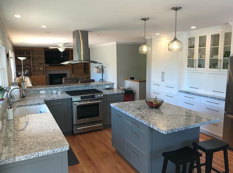 Excel Custom | Kitchen Remodel