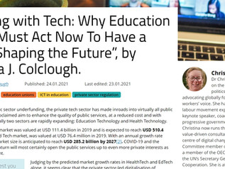 Breaking the cycle: why Edtech must be regulated