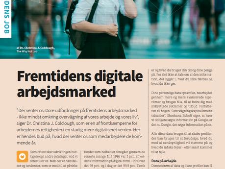 Future Digital Labour Markets