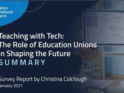 EdTech Needs a Strong Union Response