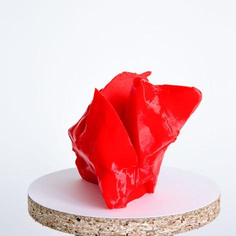Grotte chauvet, silex, expérimentations et déformations numériques, impression 3D. Manipulation, jeux de surfaces. Yoann Bordes-Pages