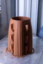 Wasp Clay 3D Printing