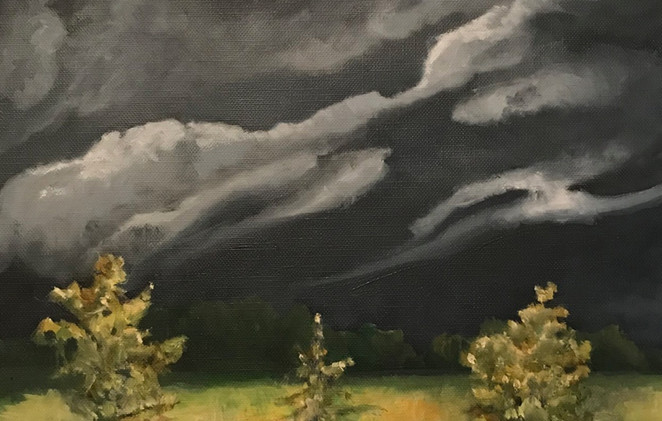 storm at green lane