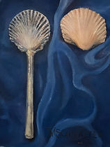 shell spoon