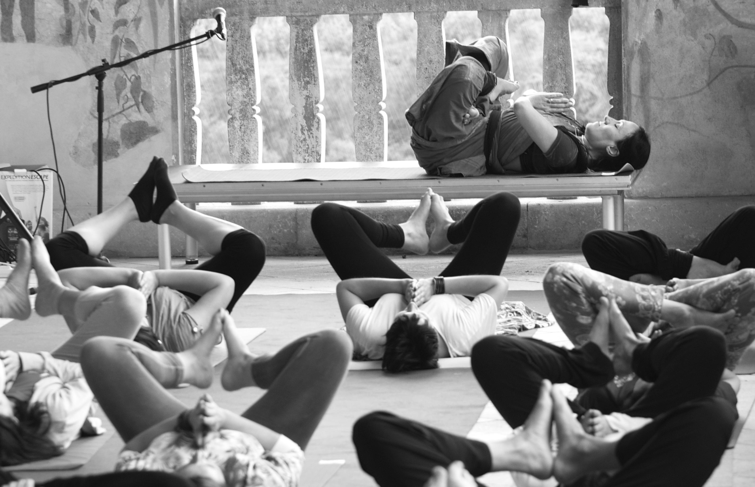 maya yoga colli euganei
