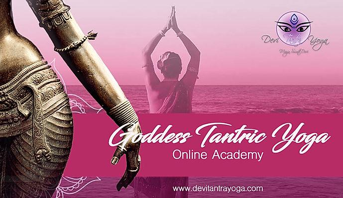 goddess tantric yoga online academy 2020