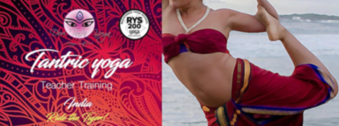 Tantric yoga Teacher Training INDIA 2019