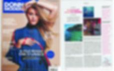 Articolo Donna Moderna Sirenes-Aquamarin