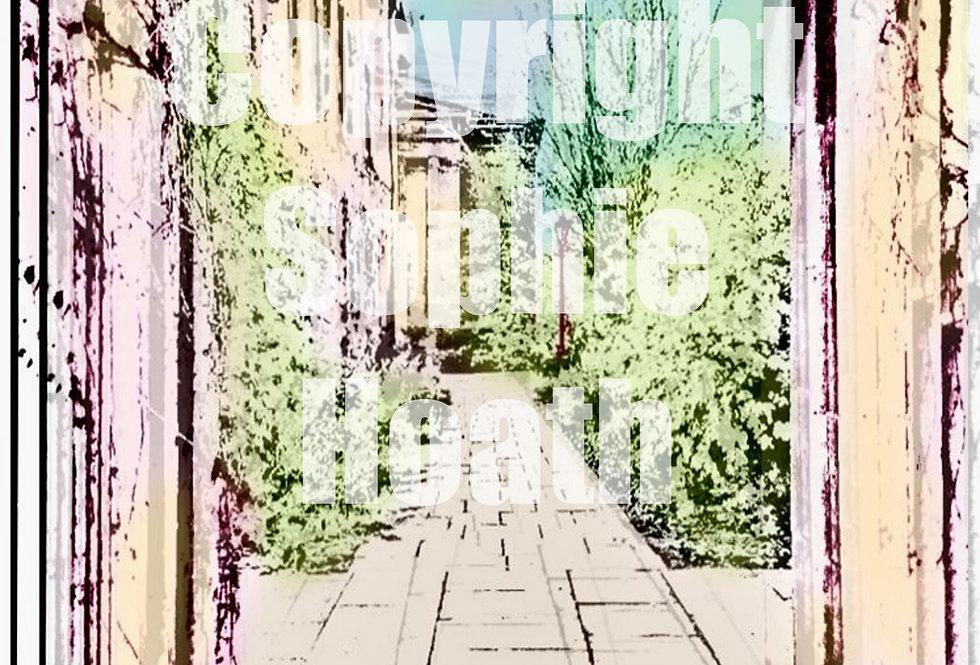 Digital Download - A Passage Between